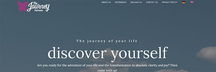 The journey retreat - Development, Consulting