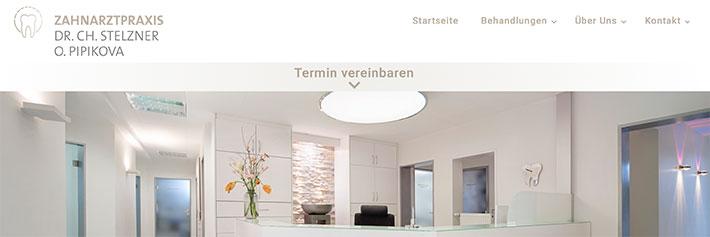 Zahnarzt Langen - Development, SEO, SEA, Consulting